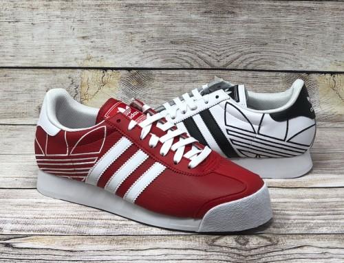 adidas Originals Samoa Trefoil Pack