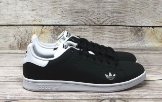 adidas Originals Stan Smith FV6872 trefoil black white 1