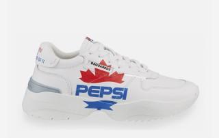 Dsquared2 x Pepsi sneaker