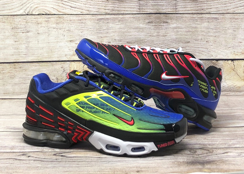 Nike Air Max Plus OG review vs 3 III5