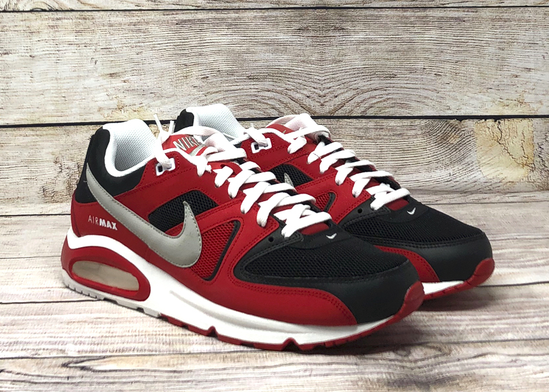 FALSO heroico Destello  Nike Air Max Command Review - Soleracks