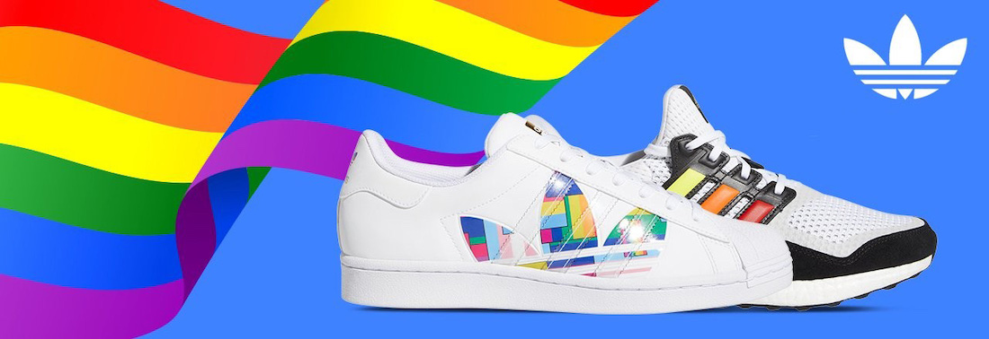 adidas Pride Shoes Collection