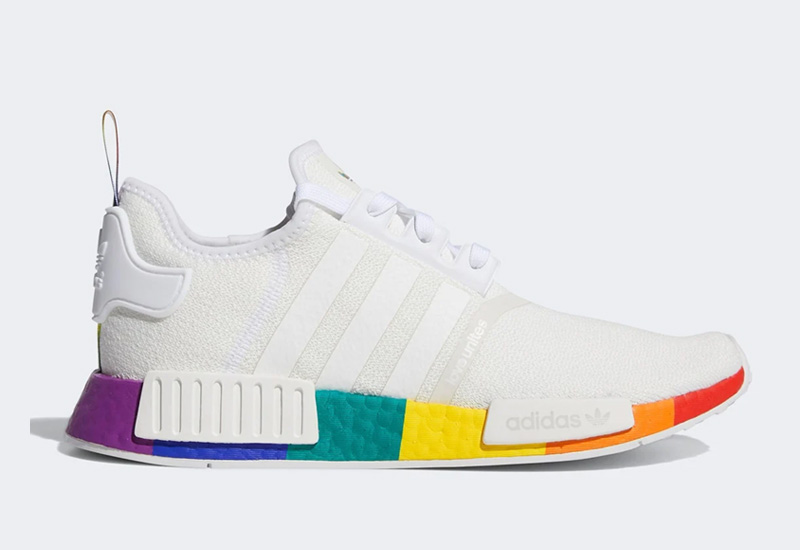 adidas nmd pride shoes