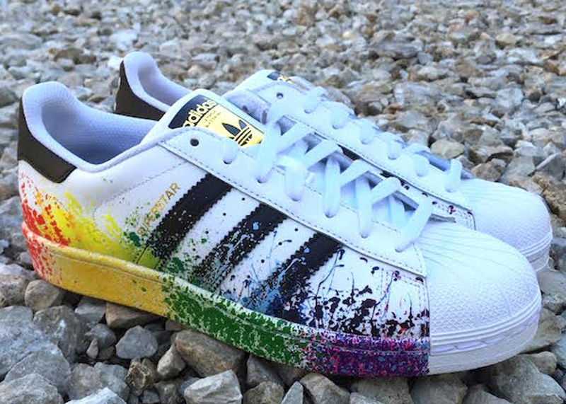 adidas pride shoes collection superstar 2016