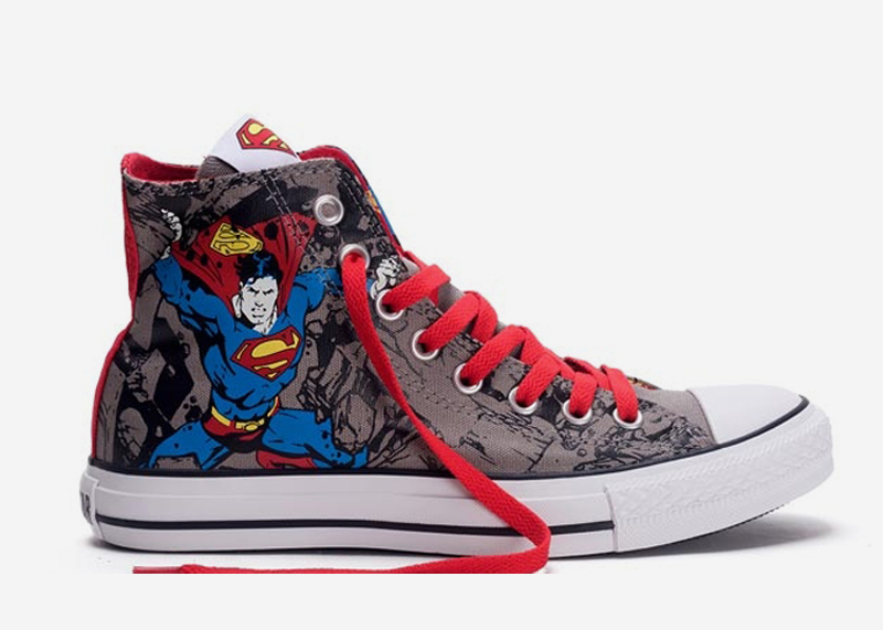 Converse DC Comics 2012 Collection 8