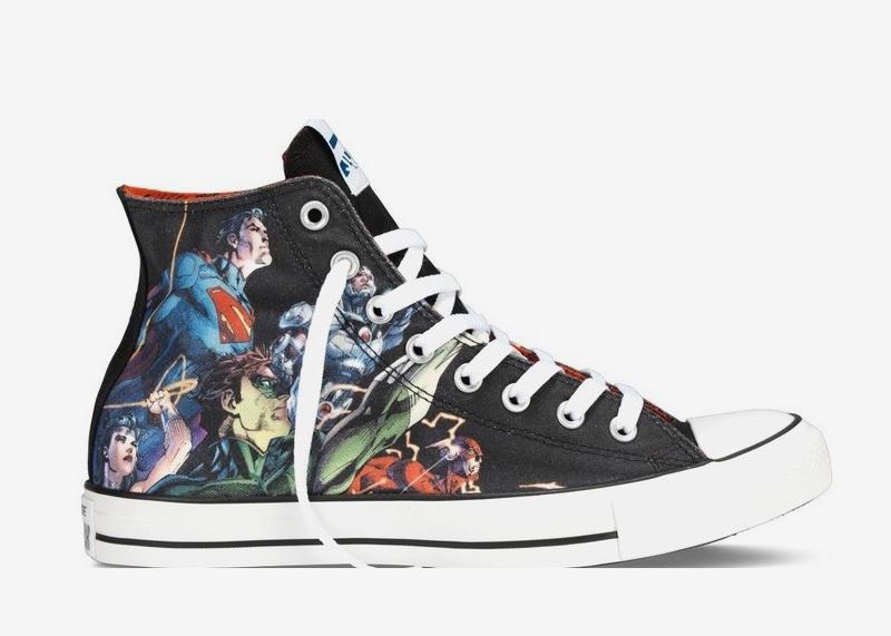 Converse DC Comics Collection 20144