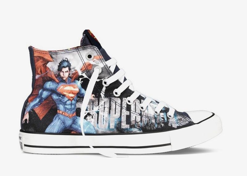 Converse DC Comics Collection 20145