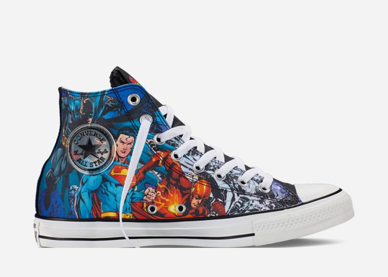 Converse DC Comics Collection 201510