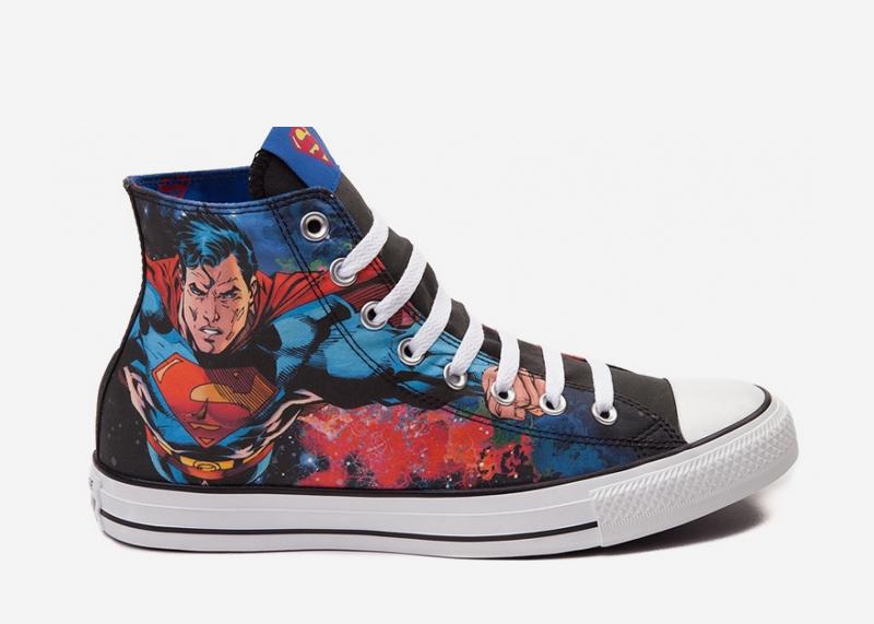 Converse DC Comics Collection 20158