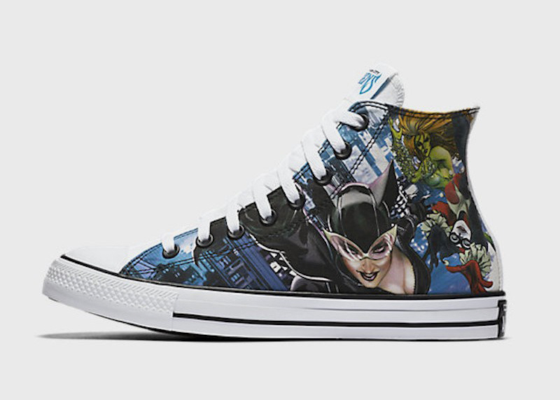 Converse DC Comics Shoes 201610