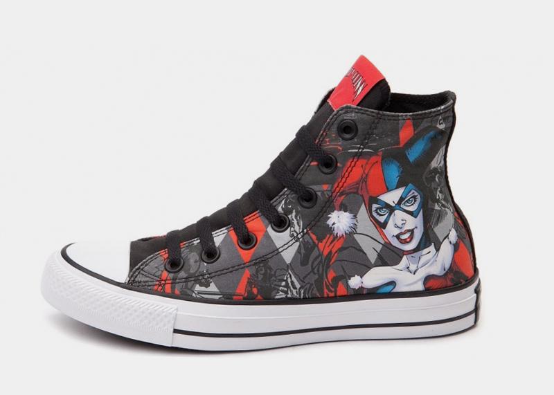 Converse DC Comics Shoes 201611