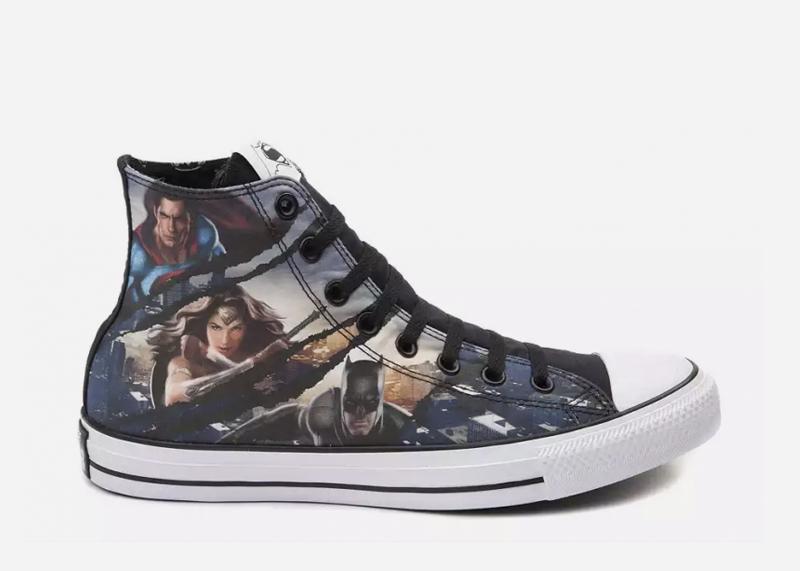 Converse DC Comics Shoes 201612