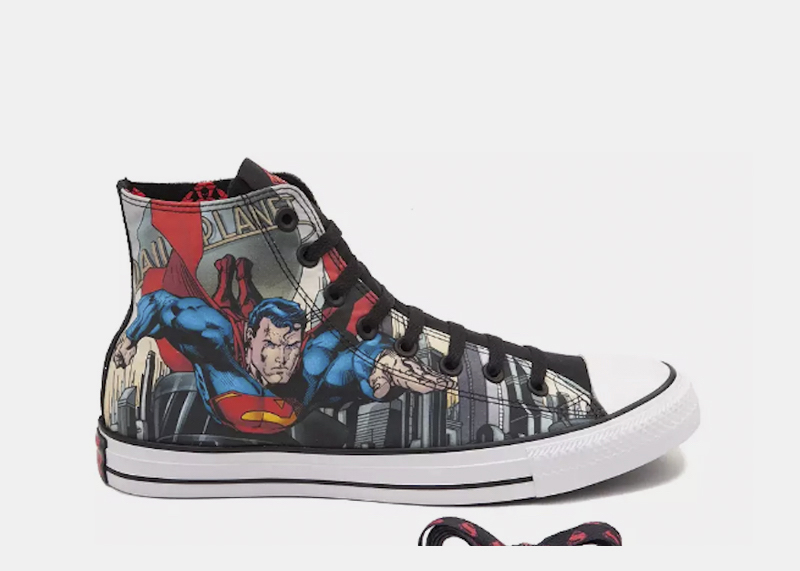 Converse DC Comics Shoes 201613