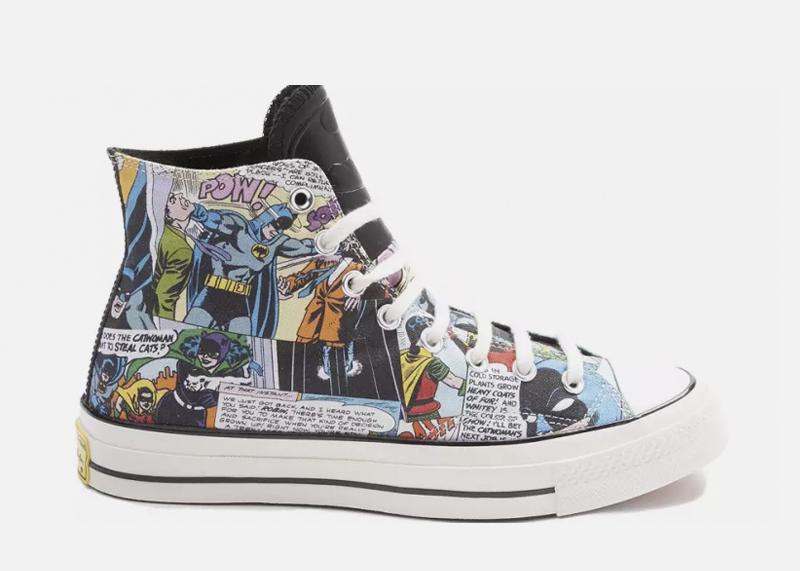 Converse DC Comics Shoes 20162