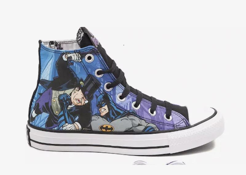 Converse DC Comics Shoes 20164