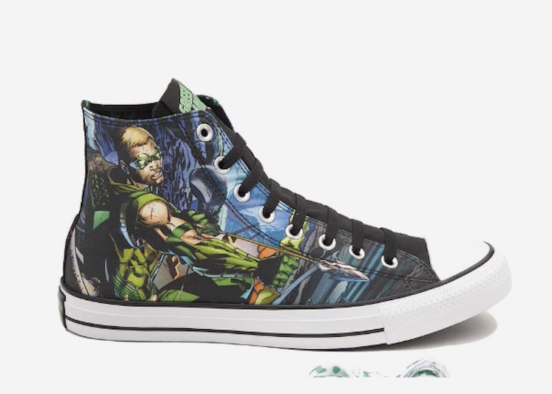 Converse DC Comics Shoes 20165