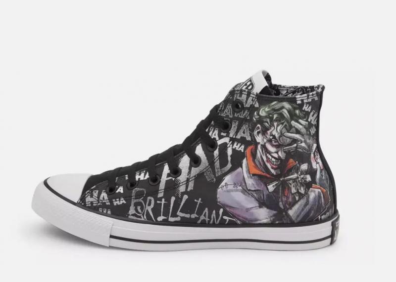 Converse DC Comics Shoes 20166