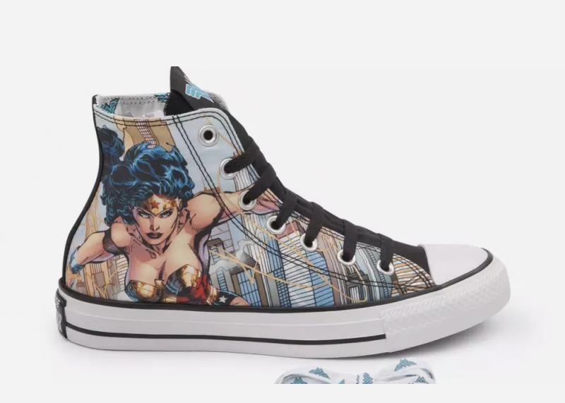 Converse DC Comics Shoes 20167