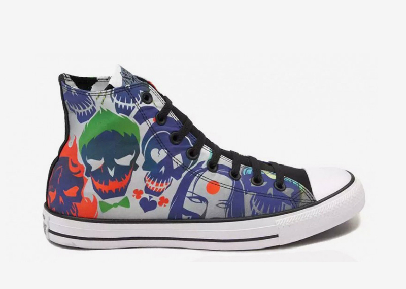 Converse DC Comics Shoes 20168