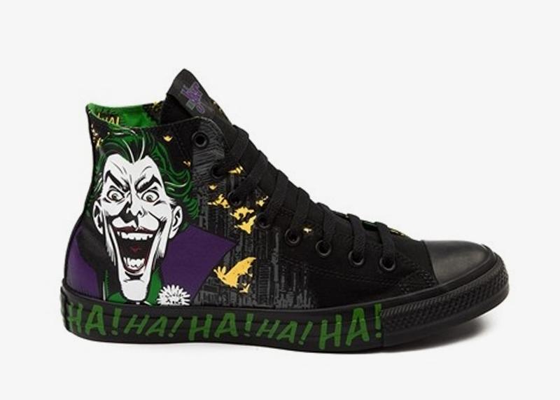 Converse DC Comics Shoes Collection 20131