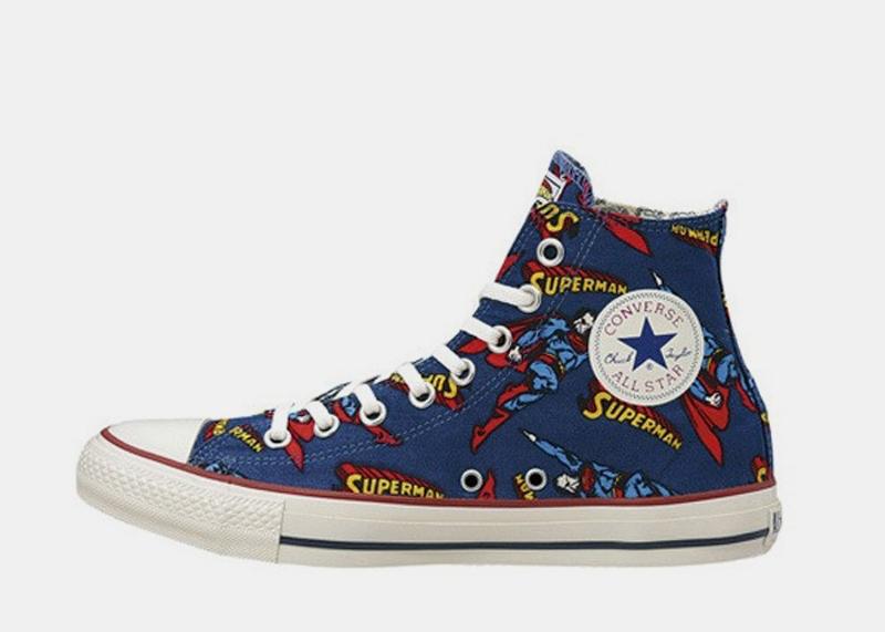 Converse DC Comics Shoes Collection 201310