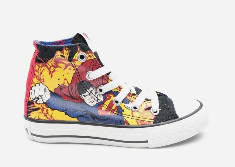 Converse DC Comics Shoes Collection 20133
