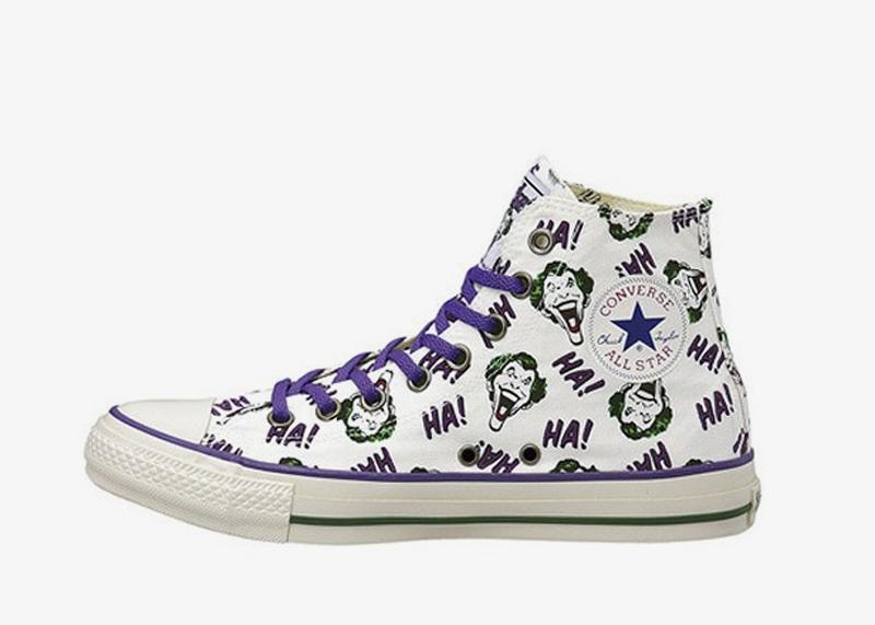 Converse DC Comics Shoes Collection 20136