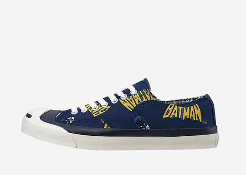 Converse DC Comics Shoes Collection 20137