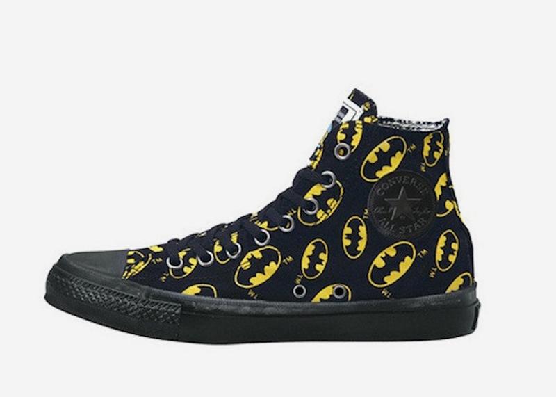 Converse DC Comics Shoes Collection 20138