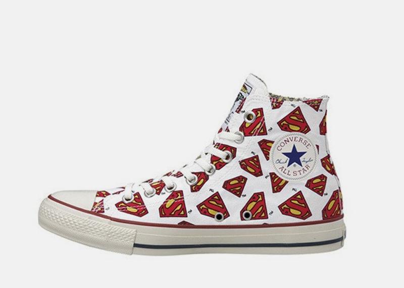 Converse DC Comics Shoes Collection 20139