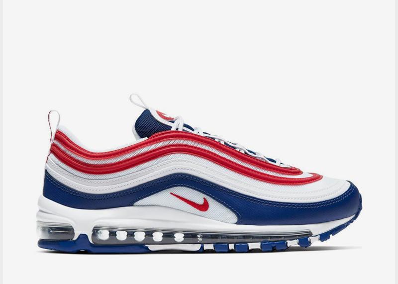 Nike Air Max 97 Americana Team USA CW5584 100