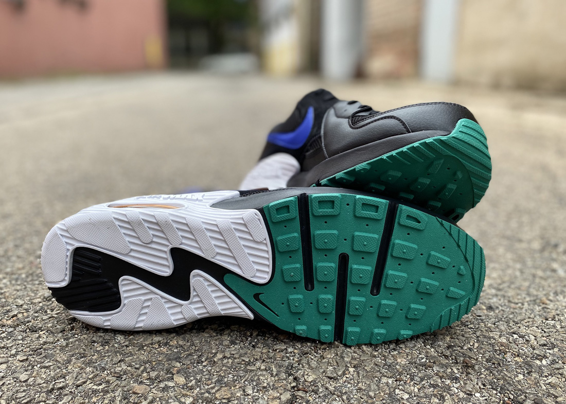 Nike Air Max Excee top sole back1