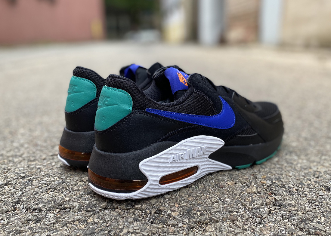 Nike Air Max Excee top sole back3