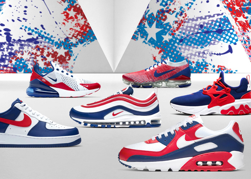 Nike Americana Team USA Collection 1 2