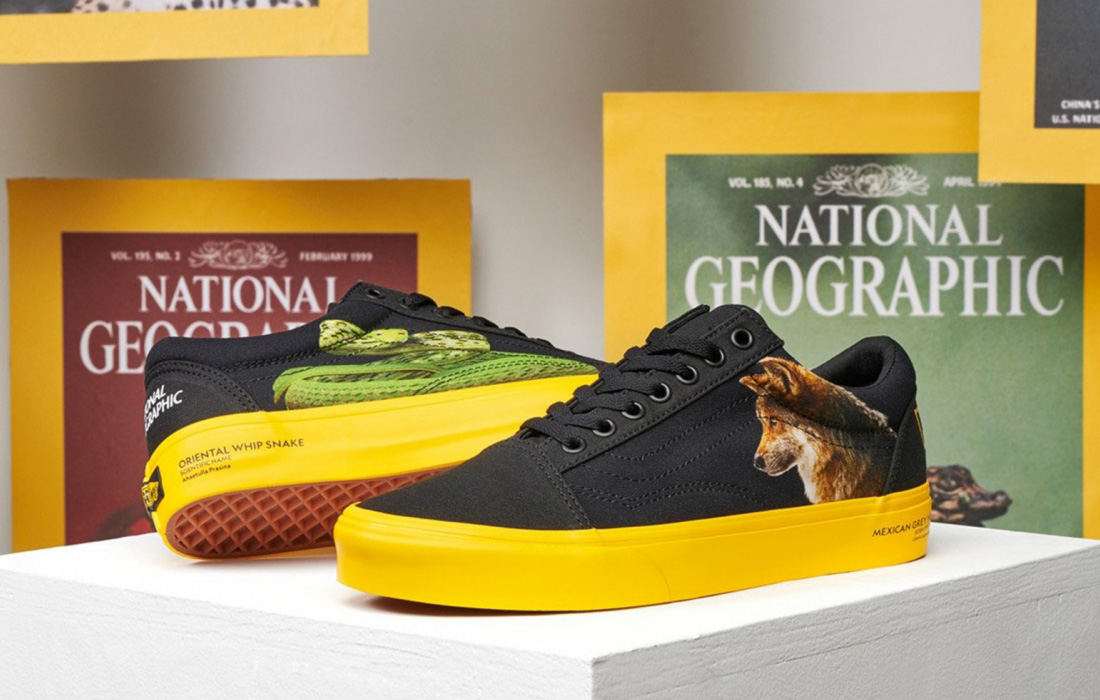 Vans x National Geographic Collection
