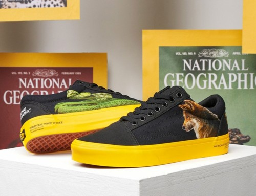 Vans x National Geographic Collection 2020
