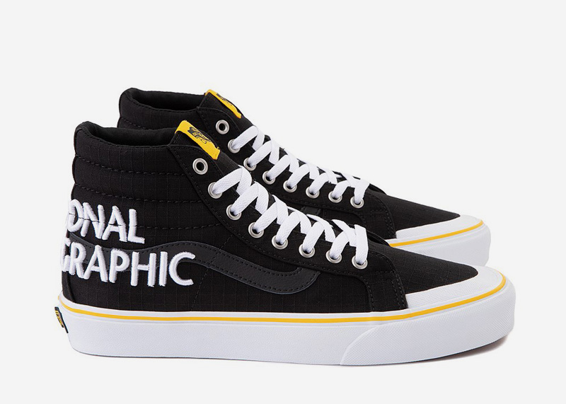 Vans x National Geographic Collection 20201