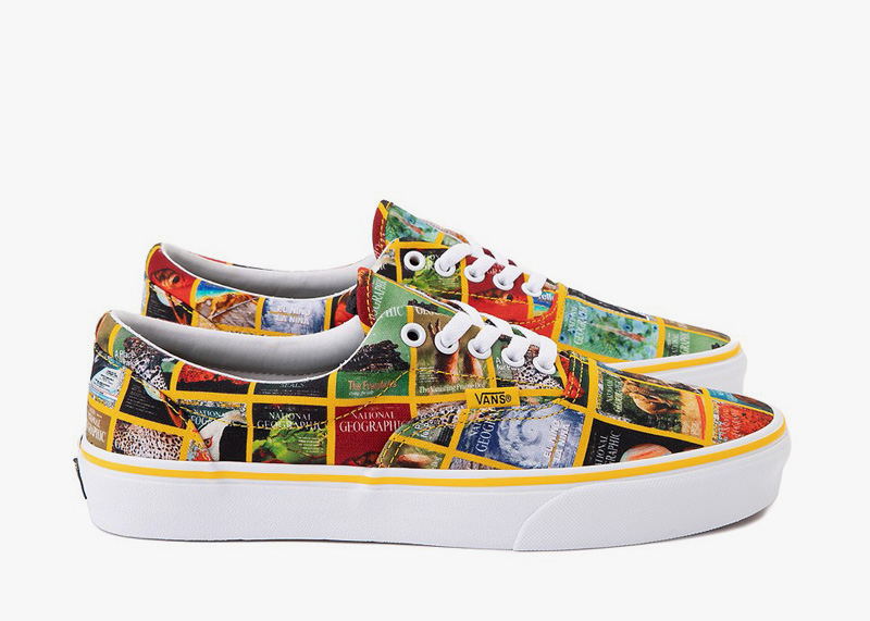 Vans x National Geographic Collection 20203