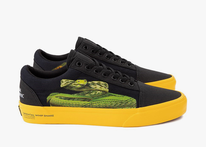 Vans x National Geographic Collection 20205