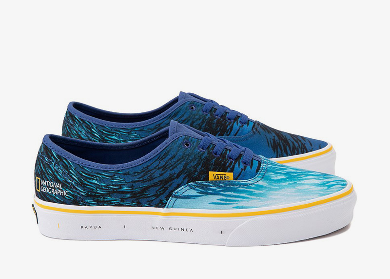 Vans x National Geographic Collection 20206