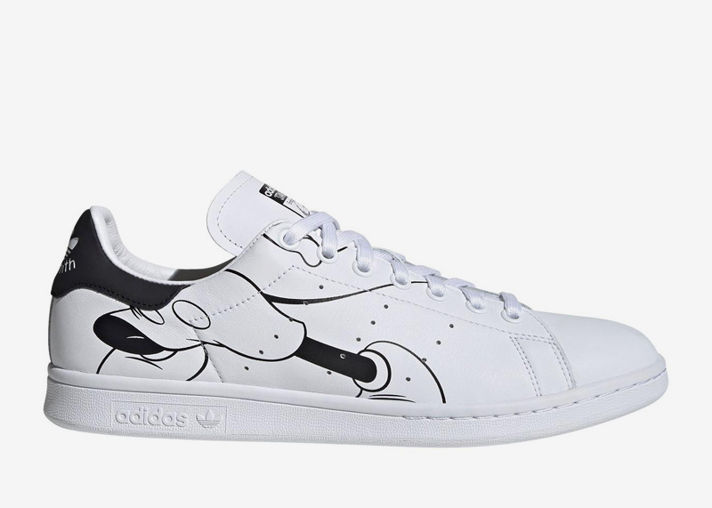 adidas Mickey Mouse Stan Smith