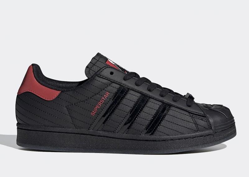 adidas Superstar Darth Vader Star Wars