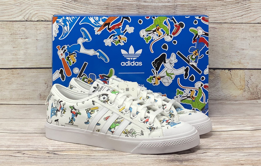 adidas x Disney Shoes Collection Nizza2