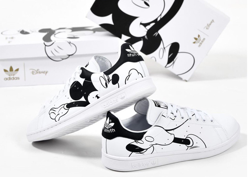 adidas x Disney Shoes Collection