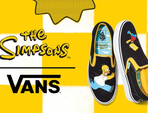 Vans x The Simpsons Shoes Collection 2020