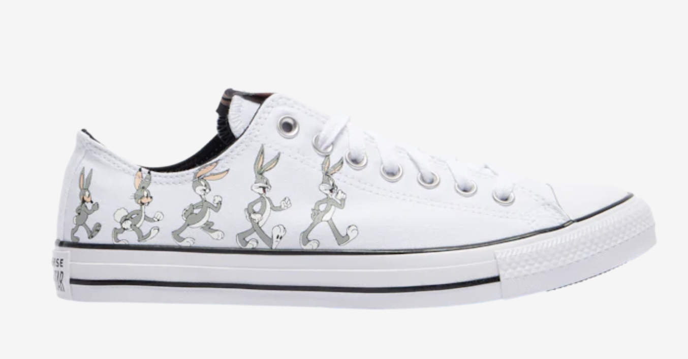 Converse X Bugs Bunny Shoes Collection 2020 Soleracks