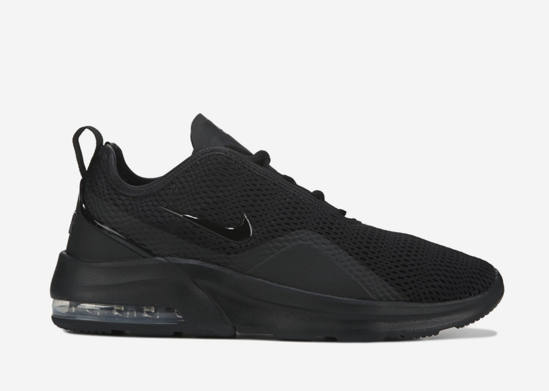 Nike Air Max Motion 2 triple black