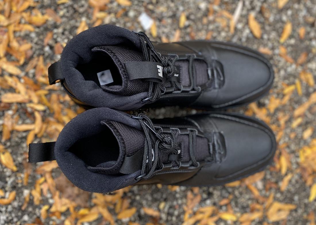 Nike Path Triple Black1