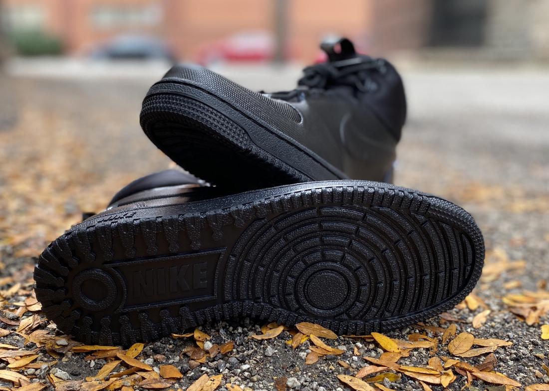 Nike Path Triple Black2