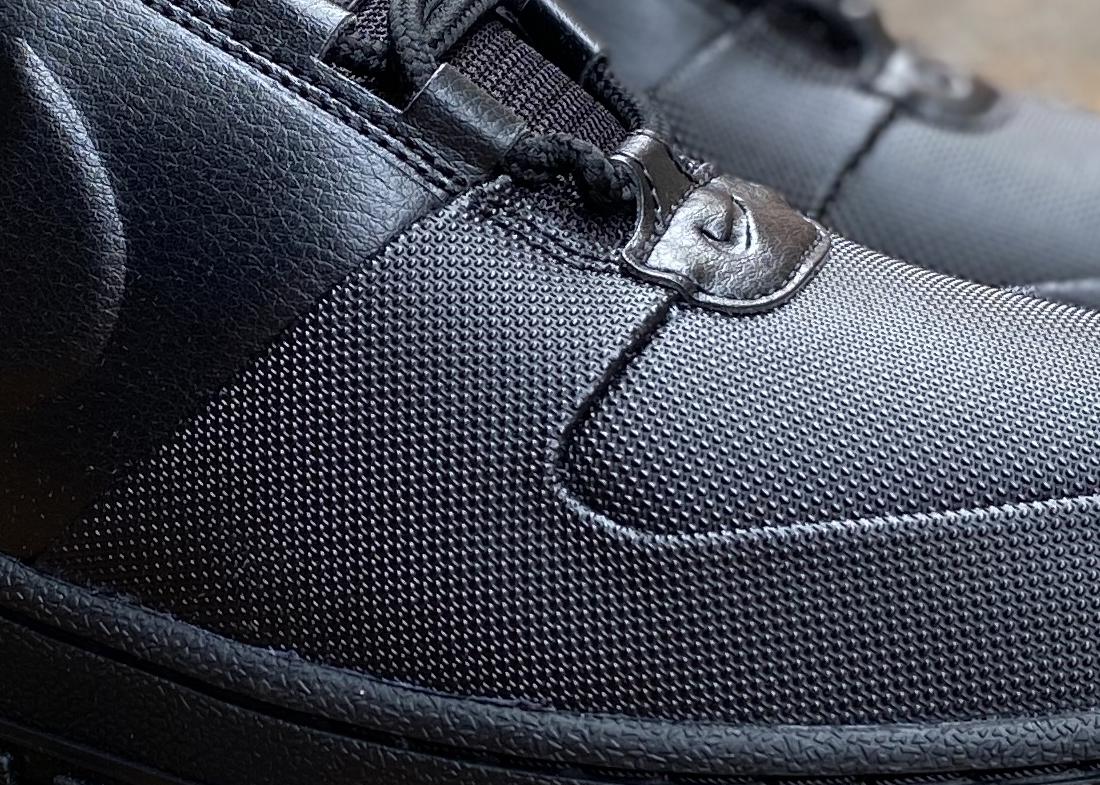 Nike Path Triple Black4